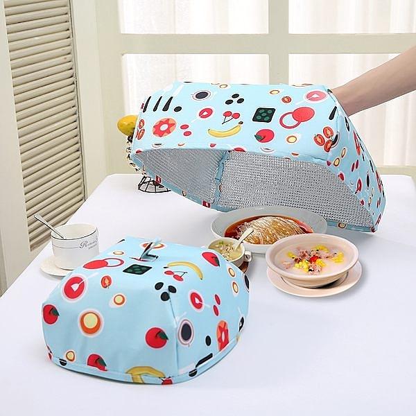 【03229】 小號摺疊保溫菜罩 防塵罩 餐桌罩 飯菜罩 遮菜罩 蓋子