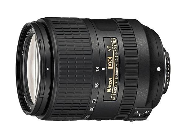 Nikon AF-S 18-300mm F3.5-6.3G ED VR DX專用旅遊鏡頭 (3期零利率)【平行輸入】WW