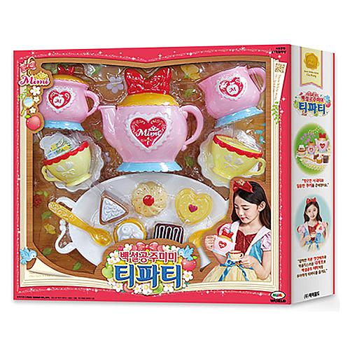 《 MIMI World 》MIMI白雪公主下午茶組 ╭★ JOYBUS玩具百貨