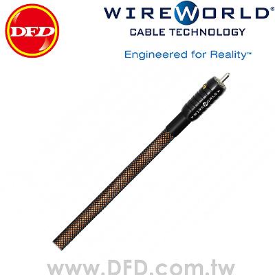 WIREWORLD ECLIPSE 7 天蝕 0.5M RCA 音源訊號線 原廠公司貨