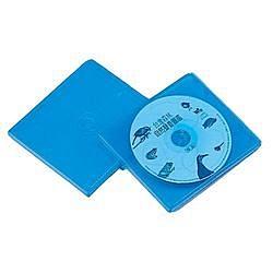 《享亮商城》9202-5C CD保存盒2片裝(摔不破) 5個入