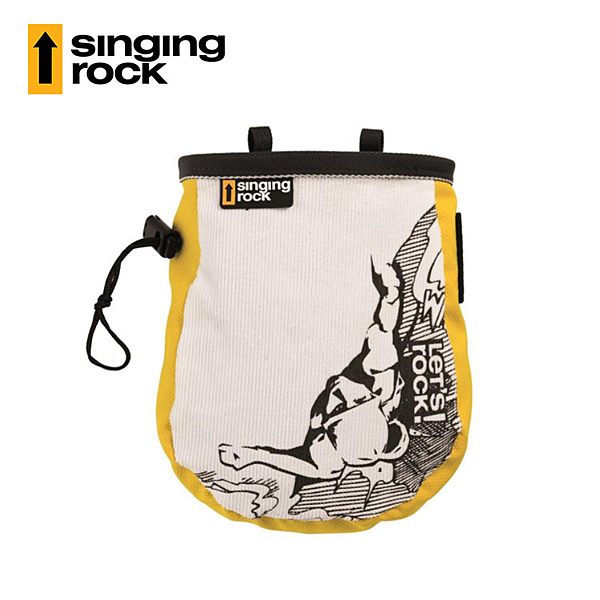 Singing Rock 粉袋C3002AA、XX / 城市綠洲 (捷克品牌、攀岩、岩粉袋)