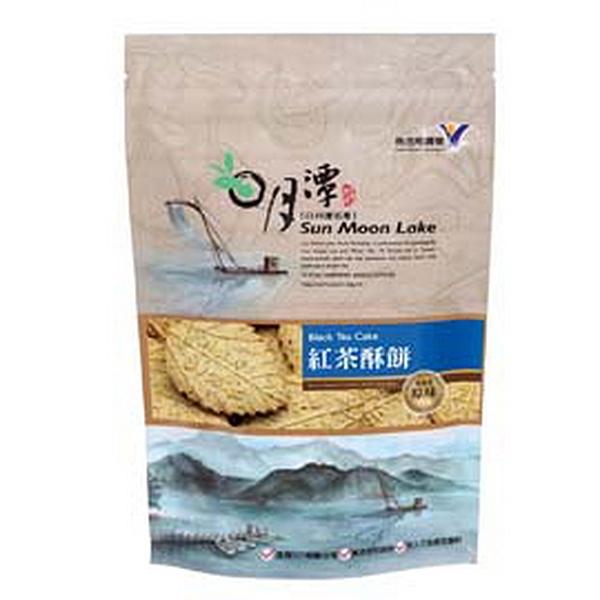 【魚池鄉農會】阿薩姆紅茶酥餅(105g/包)