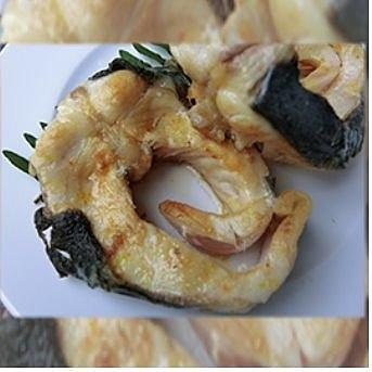 鱘龍魚肉片2片(300gx2片)