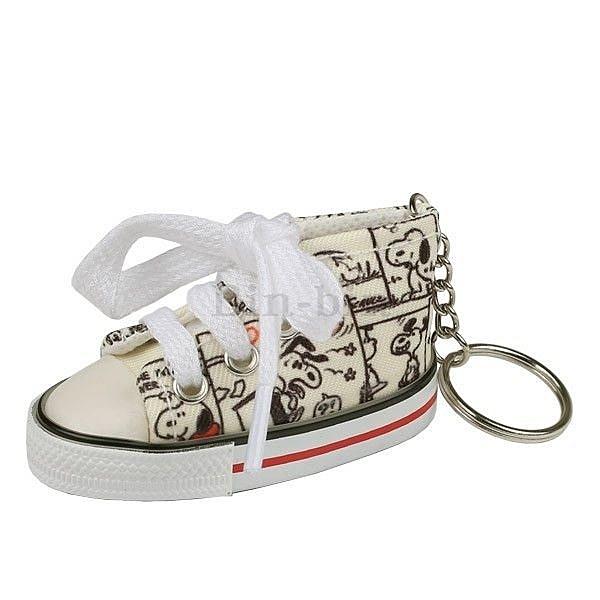 史努比 運動鞋鑰匙圈/049-753