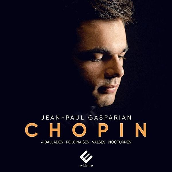 【停看聽音響唱片】【CD】斯帕利安 / 蕭邦:4首敘事曲 / 波蘭舞曲 / 華爾滋 / 夜曲