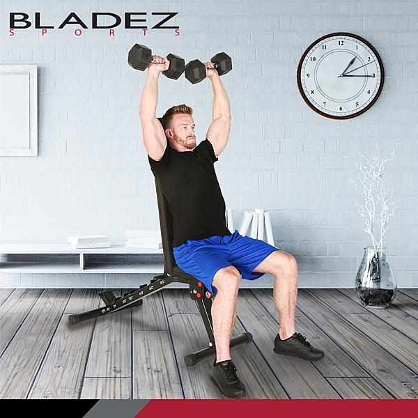 BLADEZ FITNESS REALITY 腿部固定可拆式重訓練椅 F2806