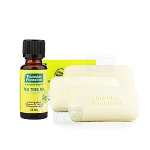 神奇的茶樹油精華有舒緩的感覺,茶樹油是精心挑選的白千層蒸葉製造而成的,.