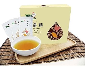 香草雞~冷凍滴雞精60ml×10包/盒 ×2盒~特惠中~