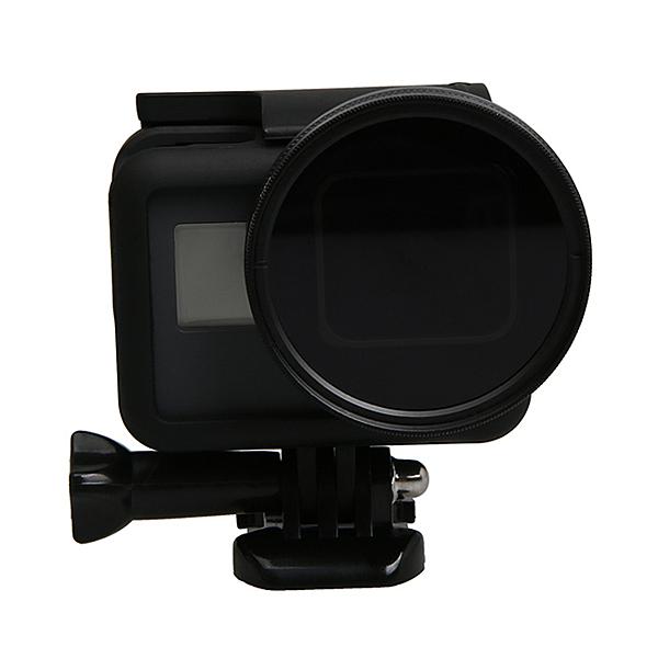 副廠 GOPRO HERO5 Black / HERO6 Black / HERO7 Black / HERO 2018  UV鏡 保護鏡 送52mm轉接環 20657