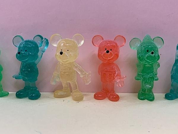 【震撼精品百貨】Micky Mouse_米奇/米妮 ~擺飾八入~綜合人物~彩色#42807