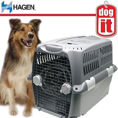 【培菓平價寵物網】HAGEN 赫根 《環遊愛犬運輸籠 - XL》76740 符合國際運輸標準