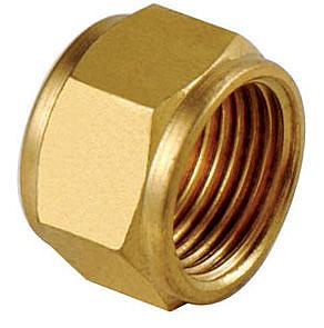 水電材料 風壓接頭 氣壓缸用 快速接頭 風用 銅接頭 螺帽 8 m/m