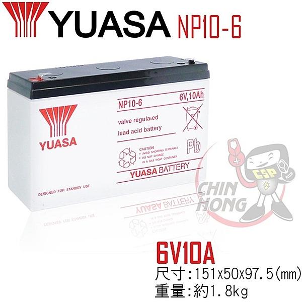 【CSP】YUASA湯淺 NP10-6 玩具電動車 哪裡買兒童電動玩具車配件