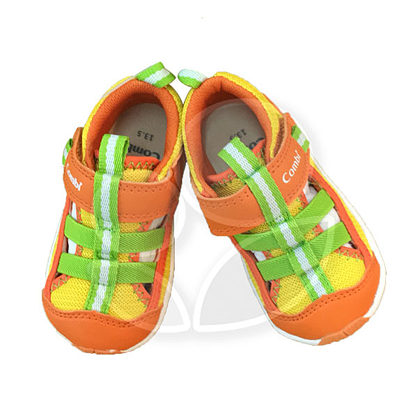 Combi 康貝 夏日氣息 機能涼鞋(無鞋盒/鞋墊)【佳兒園婦幼館】