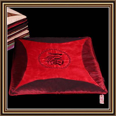 方形座椅墊 仿古中式拼花 太師皇宮