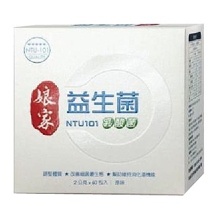 娘家 益生菌 (60包/盒) 【杏一】