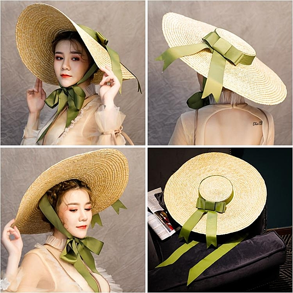 婚紗名店指定款新娘造型帽子斗篷造型禮帽韓式森系田園風 羅門影樓新娘造型帽飾品154766小c推薦