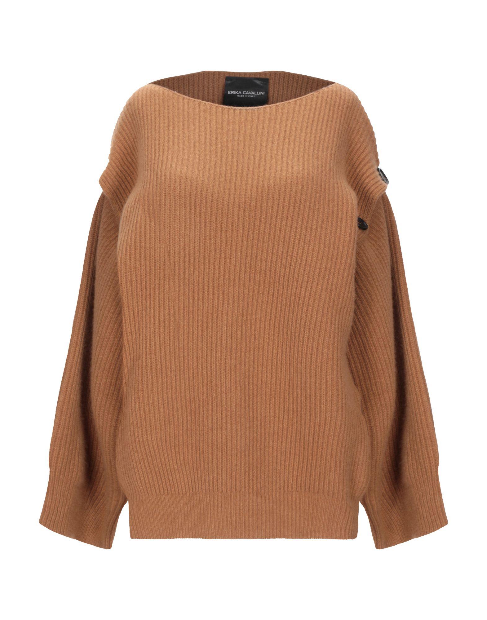 ERIKA CAVALLINI Sweaters - Item 39987658
