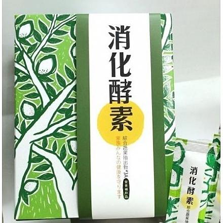 萃綠檸檬消化酵素2g x 60包 [仁仁保健藥妝]