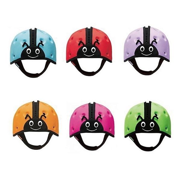 英國 SafeheadBABY 幼兒學步防撞安全帽/防撞帽/護頭帽(4色可選)