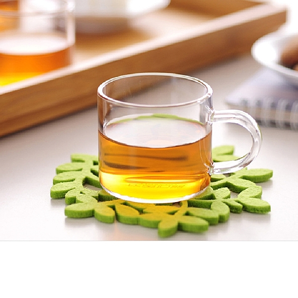 北歐式早餐早安創意玻璃馬克杯茶杯玻璃杯家用杯子水杯飲品杯 三款任選