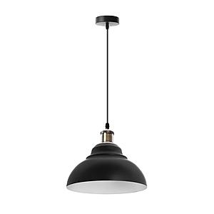 組 - 特力屋萊特 古銅 吊燈 黑鐵燈罩