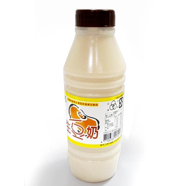 【台灣尚讚愛購購】三和保久滋生豆奶1 箱(每箱24瓶、340ml/瓶,含運價)