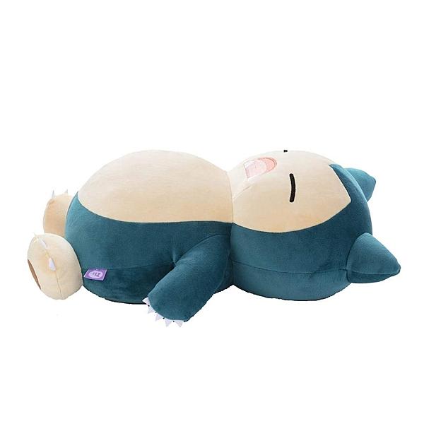 T-ARTS 寶可夢睡覺好朋友L Pokemon 寶可夢 卡比獸