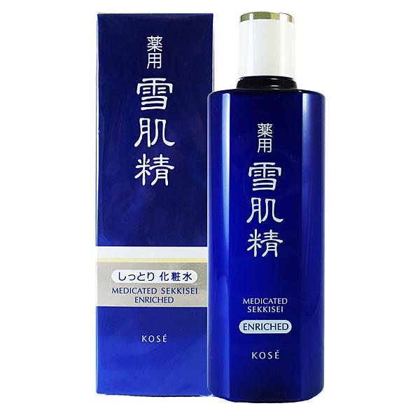 岡山戀香水~KOSE 高絲 雪肌精化妝水360ml(極潤型)~優惠價:1390元