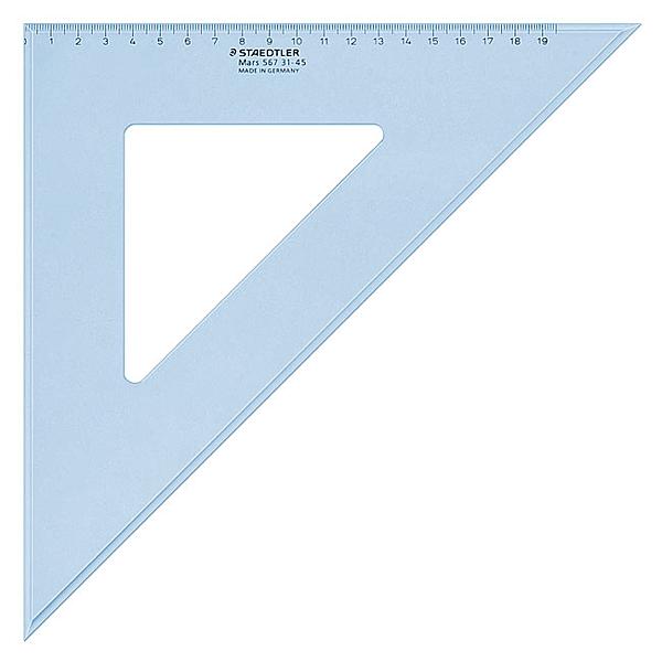 施德樓 MS567 精準三角板組 31cm