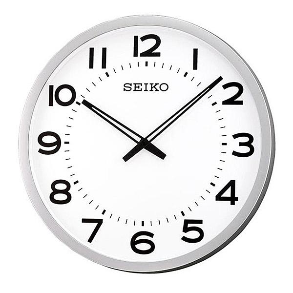 掛鐘 SEIKO精工超大型兩針大時鐘NV75