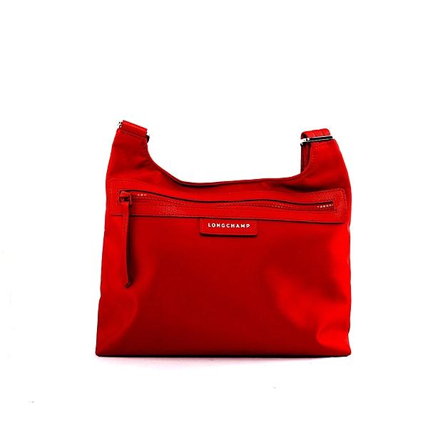 【LONGCHAMP】Le Pliage Neo尼龍斜背包(紅色) 1676578545