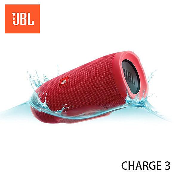 ◆【台北視聽影音組合音響】美國 JBL CHARGE 3 防水攜帶式藍牙喇叭 公司貨保固