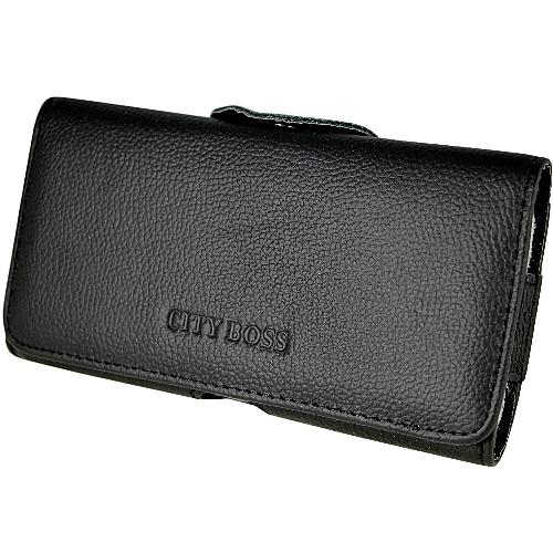 真皮系列 HTC Butterfly S 蝴蝶S 腰夾式/穿帶式 橫式手機皮套