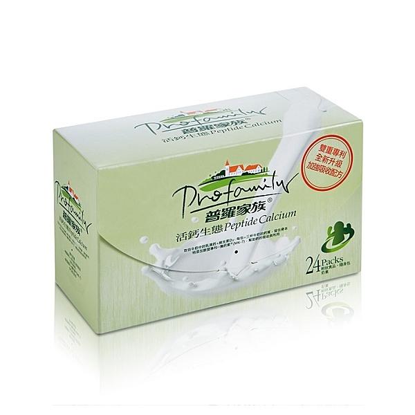 普羅拜爾 活鈣生態 4gx24入/盒