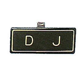 新潮指示標語系列  胸牌-D J AT-29  /  個
