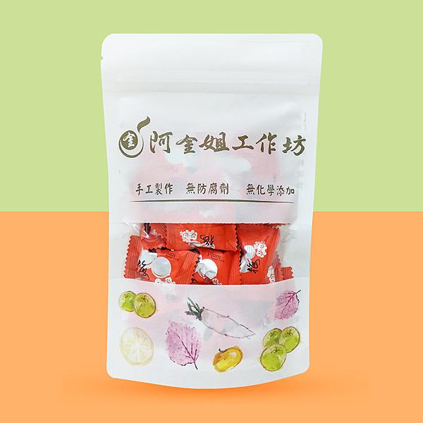 《好客-阿金姐》梅精糖(袋裝)(105g/包)_A007028