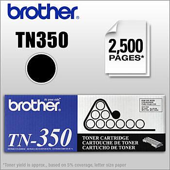 BROTHER TN-350原廠碳粉匣~適用機型:FAX-2820.FAX-2910.MFC-7220.MFC-2920.MFC-7225N