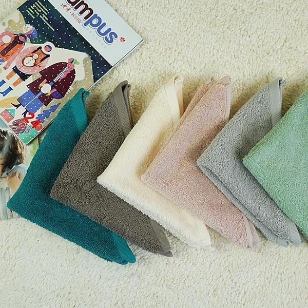 [超豐國際]酒店素色方巾純棉柔軟加厚擦臉擦手吸水運動情侶方全