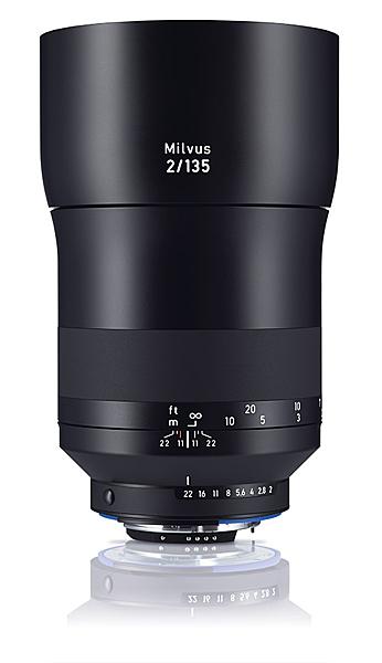 6期零利率 Zeiss 蔡司 Milvus 2/135 ZF.2 135mm F2 ZF2 鏡頭 For Nikon 石利洛公司貨