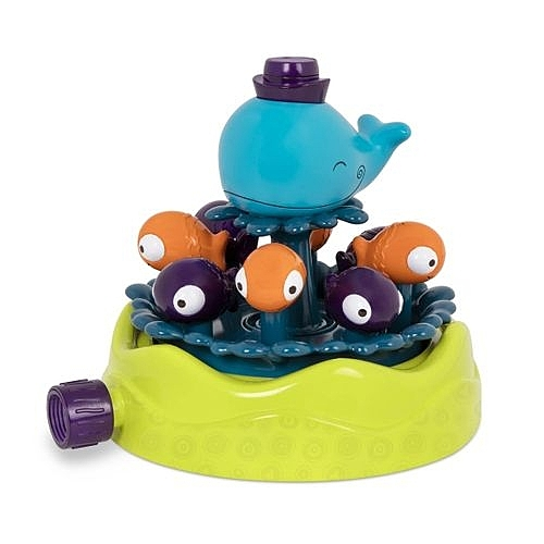 B.Toys  鯨喜噴泉