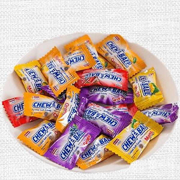蘇格蘭水果軟糖 500g(150個)【2019070400035】(印尼糖果)