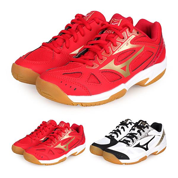MIZUNO CYCLONE SPEED 2 Jr. 男女童排球鞋(免運 童鞋 美津濃≡體院≡ V1GD1910