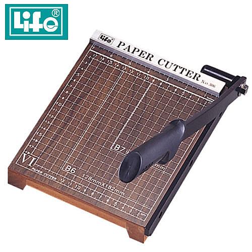 【西瓜籽文具】徠福 LIFE 高級切紙機 (330X254mm) 13 X10 A4 NO.304 (裁紙器/裁紙機)