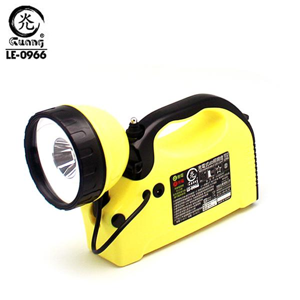 威電牌 LE-0966 充電式LED照明燈 1入