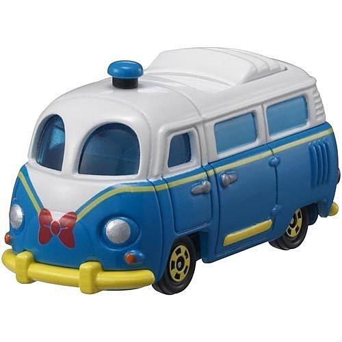 TOMICA小車-迪士尼夢幻車隊-唐老鴨公車-玄衣美舖