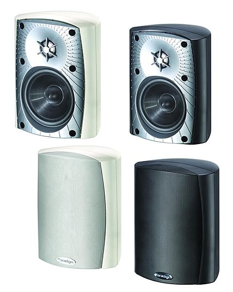 《名展影音》加拿大 Paradigm 戶外防水喇叭 Stylus 370 v.3 /對 黑白兩色可選