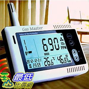 [美國直購] 二氧化碳品質監測儀  USB CO2 CARBON DIOXIDE Air Temperature Humidity DataLogger Meter Monitor U.S.A.