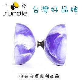 SUNDIA 三鈴 炫風單培鈴系列 SH.1B.MP炫單火紫 / 個